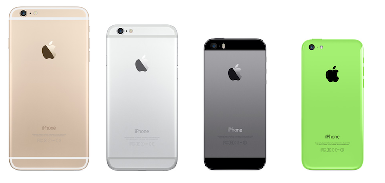 2014-12-15 - L'iPhone 6 IOS leader des phablets