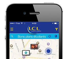 LCL-ISIC – Application Smartphones
